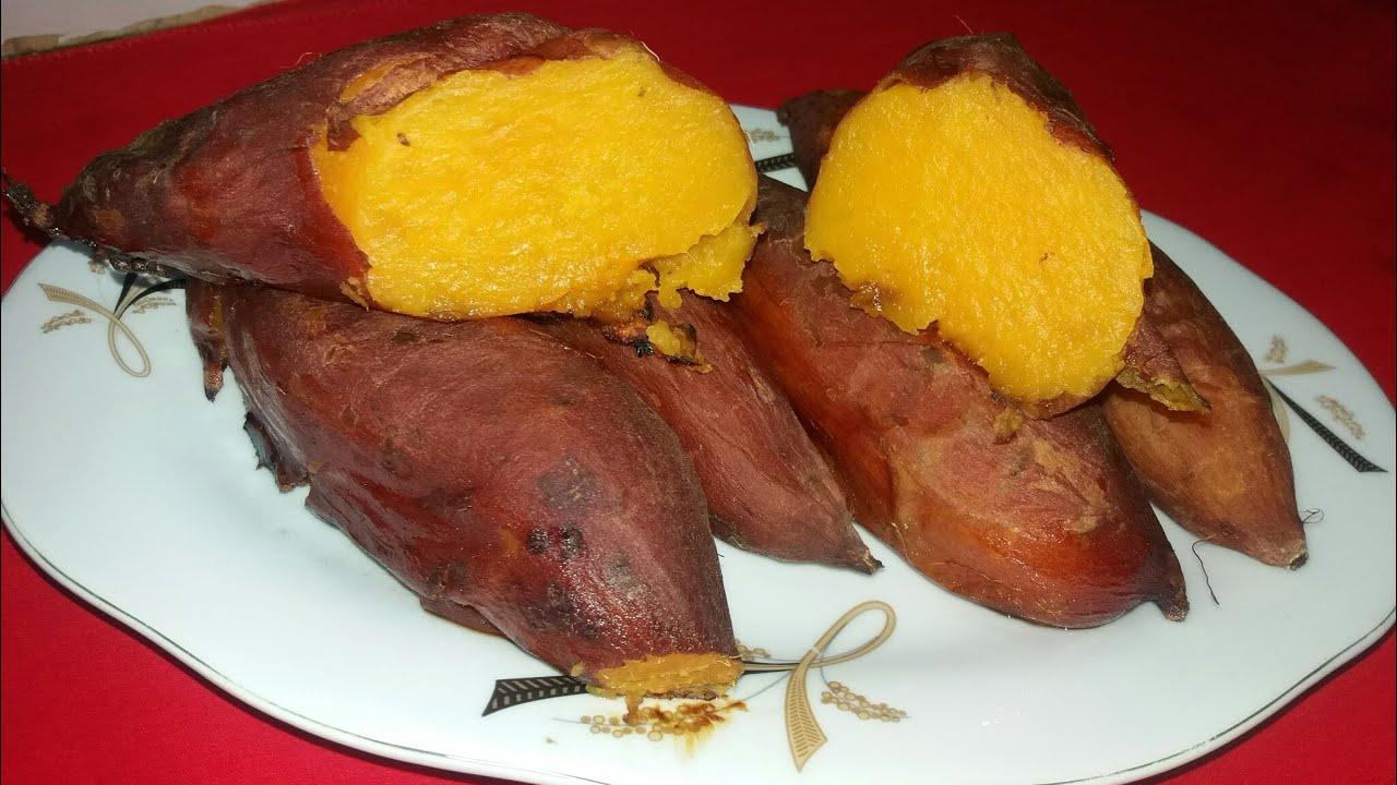 البطاطا الحلوة مفيدة جدا في التخسيس