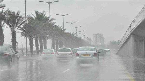 الأرصاد تحذر: أمطار رعدية وعواصف ترابية لمدة 5 أيام